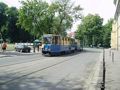 Trolley (tbertor1) Tags: june poland krakow crakow 17th tulio bertorini tuliobertorini crakovia