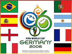 FIFA World Cup 2006 (.::::. Irving .::::.) Tags: world inglaterra blue wallpaper brazil england italy espaa france green cup portugal argentina brasil photoshop canon germany mexico teams spain italia fifa flag soccer bracket 2006 powershot bandera alemania worldcup futbol francia a75 calcio fuball wm2006 worldcup2006 germany2006 fifa2006 fifaworldcup2006 july2006 june2006 julio2006 lefootball junio2006 090706 italychampion