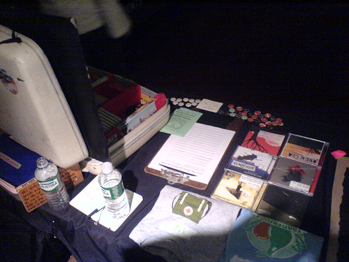 CD Table