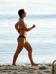 Keep Walking! (RobW_) Tags: sexy june athletic 2006 greece walker zakynthos physique freddiesbar tsilivi jun2006 25jun2006