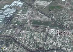 East Kolkata Township, West Bengal, India (seaview99) Tags: india aerial kolkata calcutta township planned westbengal googlearth eastcalcuttatownship eastkolkata