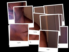 Square Daze #2 (mEGaPHiLL) Tags: selfportrait me naked fdsflickrtoys phil squares surprise megafill hockneyized squaredays