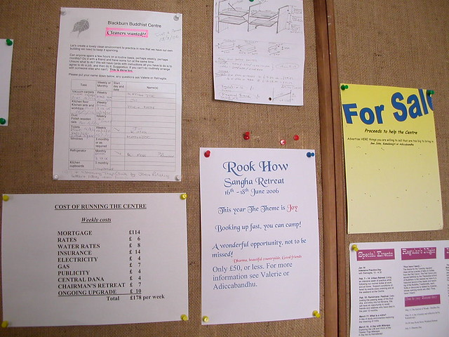 Blackburn BC noticeboards  2