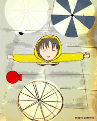 toma chuva (mayra lima.) Tags: boy chuva rua raining menino guardachuva
