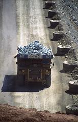 Ore truck, Kalgoorlie
