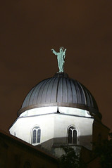 House of The Holy 1 (Michael DaKidd) Tags: roof rooftop church statue architecture faith religion belief spirituality catholicism