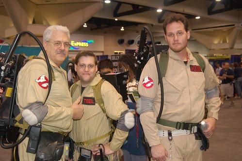 Comic Con 2006: Ghostbusters