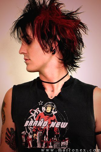 Black Brown Short Emo Hairstyles. Emo short hairstylesstyle has at times