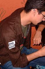 manrock (pictonym) Tags: sharif sticker perk manrock