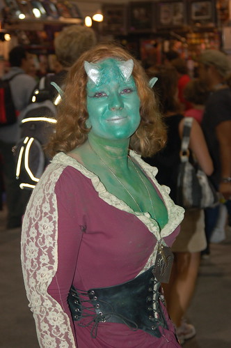 Comic Con 2006: Demon Woman