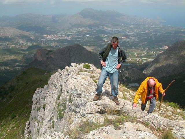 Rock of Ages   ascent