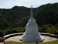 Sudarshanaloka stupa 2