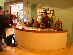 Manchester Buddhist Centre reception 2