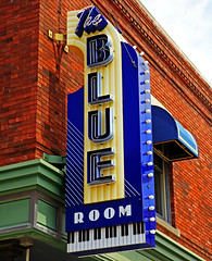 Blue Room (FotoEdge) Tags: club corner jazz neonsign kcmo blueroom prohibition speakeasy 18thvine birthofjazz retrosigns