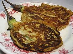 Tortang Talong (Eggplant Omelette) (joeysplanting) Tags: food eggplant omelette filipinofood filipinodishes tortangtalong eggplantomelette