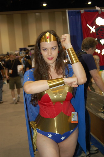 Comic Con 2006: Wonder Woman
