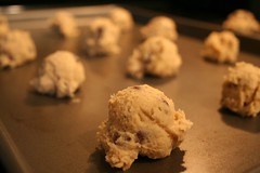 mmm cookie dough (alibree) Tags: cookies chocolate chip chocolatechips neildiamond ilovecookies