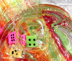 dice splash (jodi_tripp) Tags: dice water colorful imagination splash weeklysurvivor straws allrightsreserved gtaggroup joditripp challengeyouwinner 3waychallengerwinner wwwjoditrippcom photographybyjodtripp joditrippcom