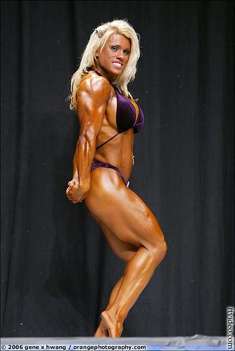 dettwiller bodybuilder Melissa