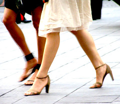 segnorinaah (pucci.it) Tags: feet shoes candid milano femalefeet