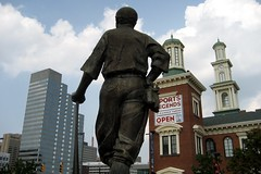 Babe Ruth Statue