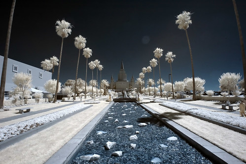 Oakland Temple IR