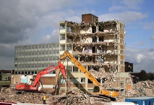 Main Centre Demolition - 5