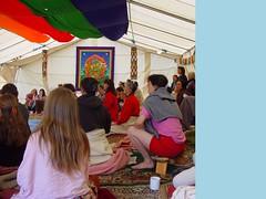 Common Ground retreat at Taraloka