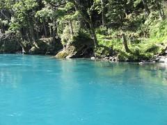 Azure Wilkin River