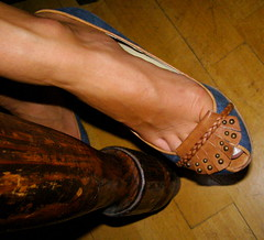 three feet (pucci.it) Tags: home casa rebekka emmediemmea