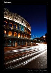 Colosseo (VJ Spectra) Tags: italy rome history ancient nikon traffic d200 colloseum romanempire outstandingshots cotcmostfavorites abigfave bfv50 ci33 30faves30comments300views world100f