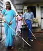 (lecercle) Tags: world people india blind bombay mumbai blindness lostinthecrowd livinginmumbia happyhomefortheblind difficuilty