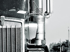 Kenworth Closeup (mattbx) Tags: usa truck semitruck kenworth w900