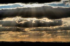 Wish you were here (Silvia de Luque) Tags: sunset clouds atardecer granada nubes hdr sunbeams lazubia rayosdesol musicalreferences photomatix 123sky alhambra2006 newphotographers silviadeluque abigfave