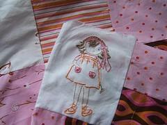 stitchette (RickRackQueen) Tags: quilt handmade embroidery sewing sew stitched weewonderfuls stitchette