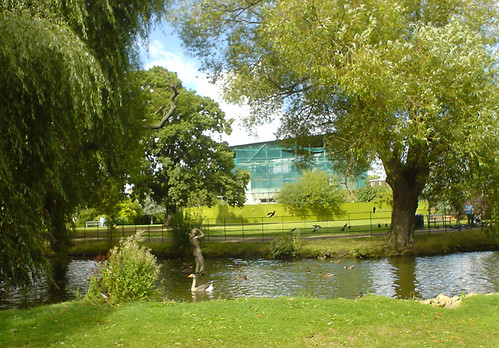Dollis Hill House pond | Flickr - Photo Sharing!