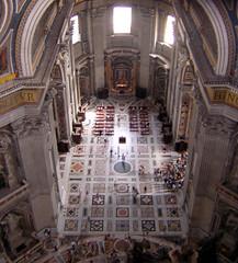 San Pietro (Vulk.an) Tags: vatican rome roma monument statue architecture geotagged vaticano monuments sanpietro architettura geo:lat=41902117 geo:lon=12453432 savevulkan