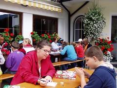 P1010349 (Jugendhotel Angerhof Wildschönau Tirol) Tags: 2 iii caritas gruppe teil ostwürttemberg