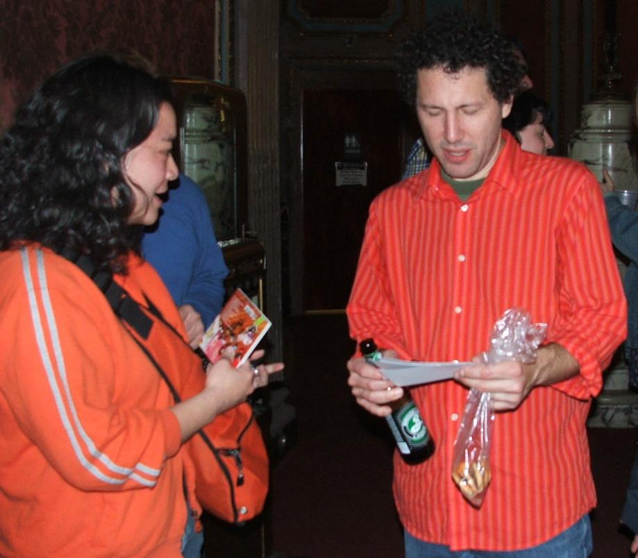 Yo La Tengo @Loew's Theater, Sept. 29, 2006