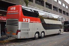 Slaves 'Take Control' Tour 2016 Vans For Bands Tour Bus S12 VFB (5asideHero) Tags: slaves take control tour 2016 vans for bands setra s431 dt bus double decker sleeper coach band transport s12 vfb