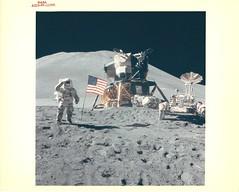 a15_v_c_o_AKP (AS15-88-11866) (apollo_4ever) Tags: modularequipmentstowageassembly humanspaceflight nasa nasaspacecraft rocketman oldgloryonthemoon apollomissions menonthemoon maninspace mannedspaceflight moonship moonshot apollospacesuit spacesuits moonmissions apollolunarmodule lunarrovervehicle apollospaceprogram highgainantenna apollomoonbuggy eva moonwalk extravehicularactivity glossyphoto hadleybase extravehicular extravehicularsuit a7lb manmustexplore manonthemoon lunarsalute lunarlander lunarmodule boeinglunarrover moonbuggy moonrover űrhajós jimirwin monshadley hadleyrille mounthadley apollo15 jamesirwin