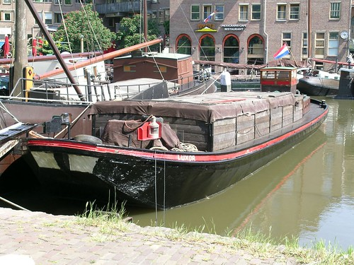 'LUXOR' in the Oude Haven, Rotterdam, Netherlands