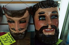 jesus (wishfish) Tags: mexico jesus masks