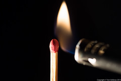 20150814-_E1A5813.jpg (Vaughan Weather) Tags: lighting stilllife art fire smoke burning flame match stick butane