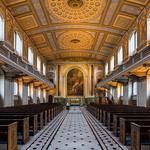 Old Royal Naval College Chapel, Greenwich thumbnail