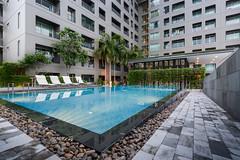 Swimming Pool, The Seed Muse Sukhumvit 26 (@pigstagram) Tags: pool flat swimmingpool condominium sukhumvit sukhumvit26 theseedmuse