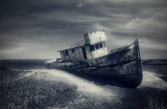 Time (karenhunnicutt) Tags: california abandoned coast fineart pacificocean shipwreck pointreyes fishingboat karenmeyere karenhunnicutt karenmeyer karenhunnicuttphotography artsoulstudios minneapolisfineartphotographer