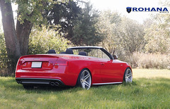 Audi S5 Convertible - RC8 Machine Silver (19) (Rohana Wheels) Tags: auto cars photo photoshoot wheels automotive audi rims luxury concave s5 luxurycar rohana luxurywheels audizine rohanawheels audisociety