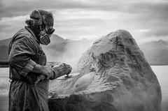 Puerto Natales (Mat_ooo) Tags: escultores