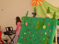 8. Children's morning performance dedicated to the Dormition of the Theotokos / Детский утренник, посвящённый празднику Успения Пресвятой Богородицы